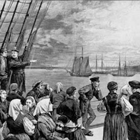 1865. ¿Cómo se vendió América?